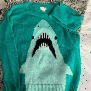 L.A. Hearts Shark Sweater